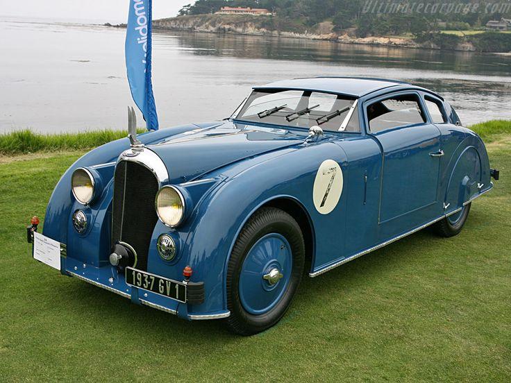 Vintage Cars : Voisin C28 Aerosport, 1936  @designerwalllace