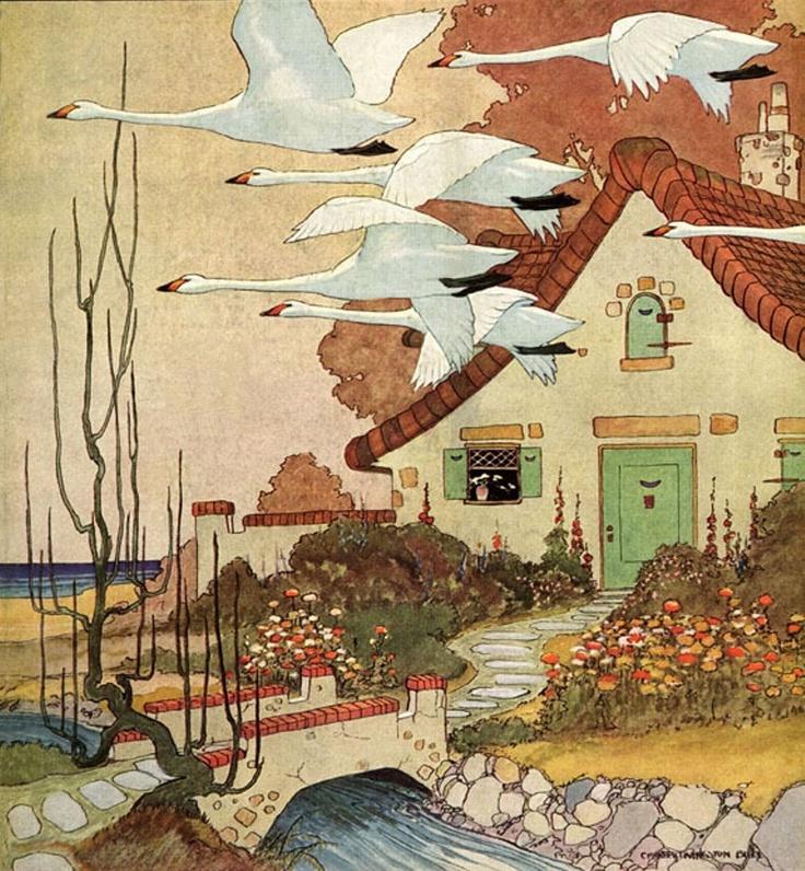Vintage Ilustration 1920 S Magazine Covers House