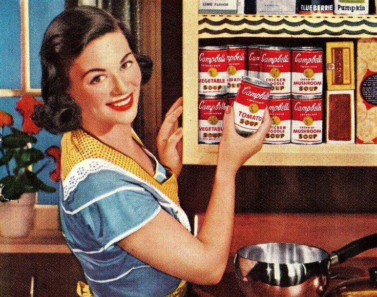 Vintage Ilustration Soup Is Good Food Vintagetn Leading