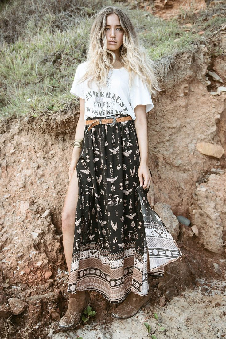 Vintage Outfits : neo hippie outfit ideas - Vintage.tn