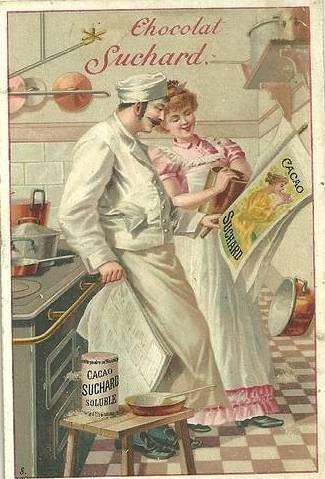 Для поздравительную, конфеты ретро открытка